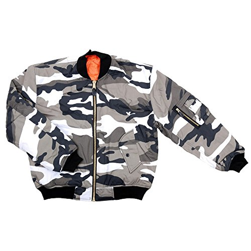 Ma Urban 1 Originale Usa Fostex Militare Garments Bomber Hq06PgE
