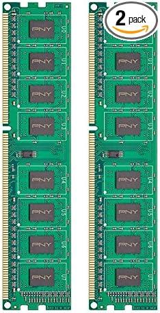 PNY Anarchy 8GB DDR3 1866 PC3-14900 NON ECC Desktop PC GAMER RAM Memory DIMM NEW