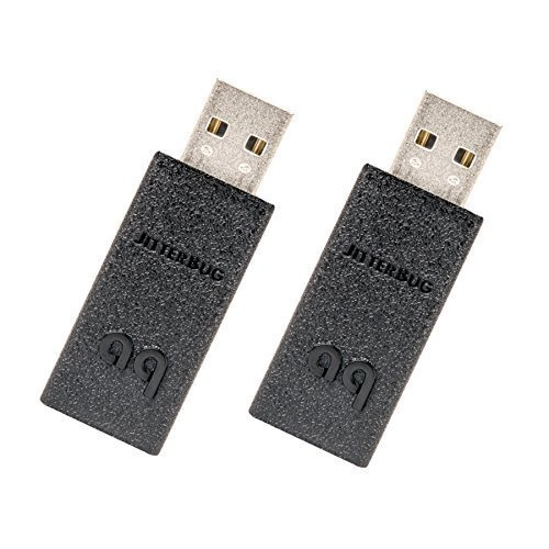 JitterBug USB Data and Power Noise Filter - 2 Pack