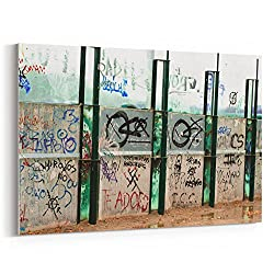 Westlake Art - Art Graffiti - 12x18 Canvas Print Wall Art - Canvas Stretched Gallery Wrap Modern Picture Photography Artwork - Ready to Hang 12x18 Inch (804F-658E4)