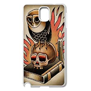FLYBAI Skull Arts Phone Case For Samsung Galaxy note 3 N9000 [Pattern-1]