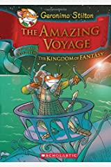 Geronimo Stilton - The Amazing Voyage: The Third Adventure in the Kingdom of Fantasy Hardcover