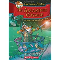 Geronimo Stilton - The Amazing Voyage: The Third Adventure in the Kingdom of Fantasy