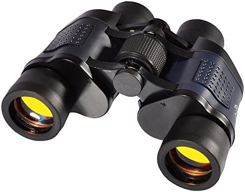 DCIGNA Binoculars for Adults 8×40 Night Vision Binoculars for Hunting Field of View 3000M Waterproof Fogproof for Travelling Bird Watching