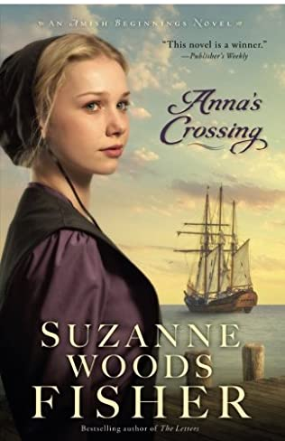 book cover of Anna\'s Crossing
