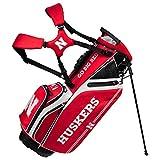Nebraska Cornhuskers Caddie Carry Hybrid Golf Bag