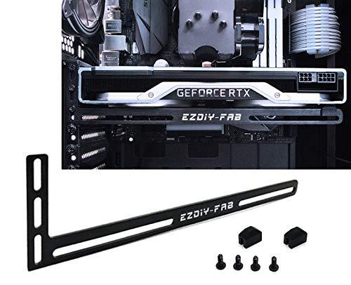 EZDIY-FAB Graphics Card Brace Support Bolster. A Video Card