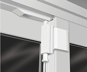 9. Patio Guardian PDG01-W Patio Door Guardian Lock