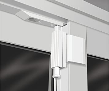 Patio Guardian PDG01-W Patio Door Guardian Lock - White - Door ...