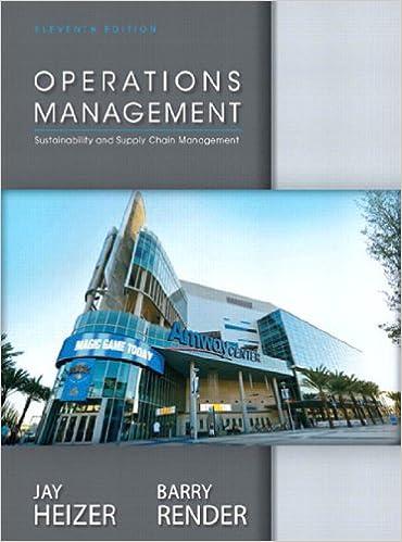 Free operations management heizer download ebook