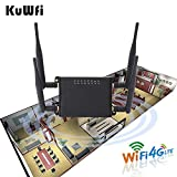 KuWFi 300Mbps 3G 4G LTE Car WiFi Wireless Router