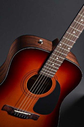 Guitarra Acústica Fender CD-60 con Deluxe Hardshell Case: Amazon.es: Instrumentos musicales