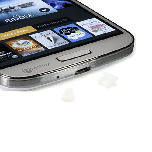 PortPlugs Silicone Earphone Protection Splashes