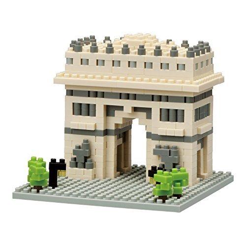 Nano block Arc de Triomphe NBH_075