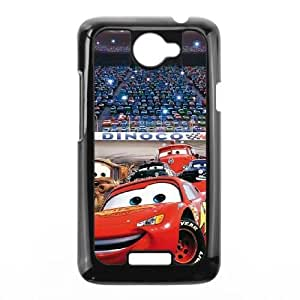 HTC One X Black phone case Disney characters Cars DSN9684577