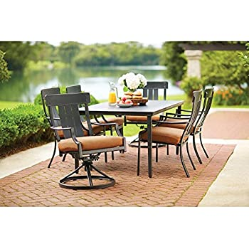 Oak Heights 7 Piece Patio Dining Set