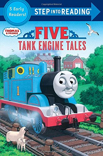 Five Tank Engine Tales (Thomas & Friends) (Step into Reading) Five Train
