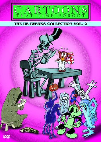 Cartoons That Time Forgot: The Ub Iwerks Collection Vol. -