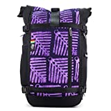 Ethnotek Raja 30L Large Travel Backpack for Women with Hand Woven Fabric   Ghana 24