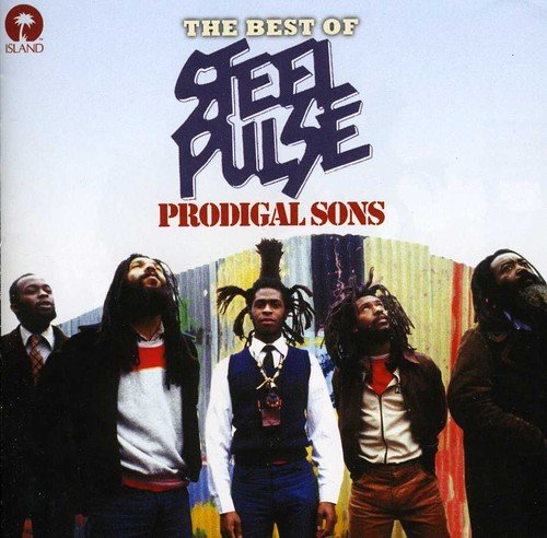 CD : Steel Pulse - Prodigal Sons: Best Of (CD)