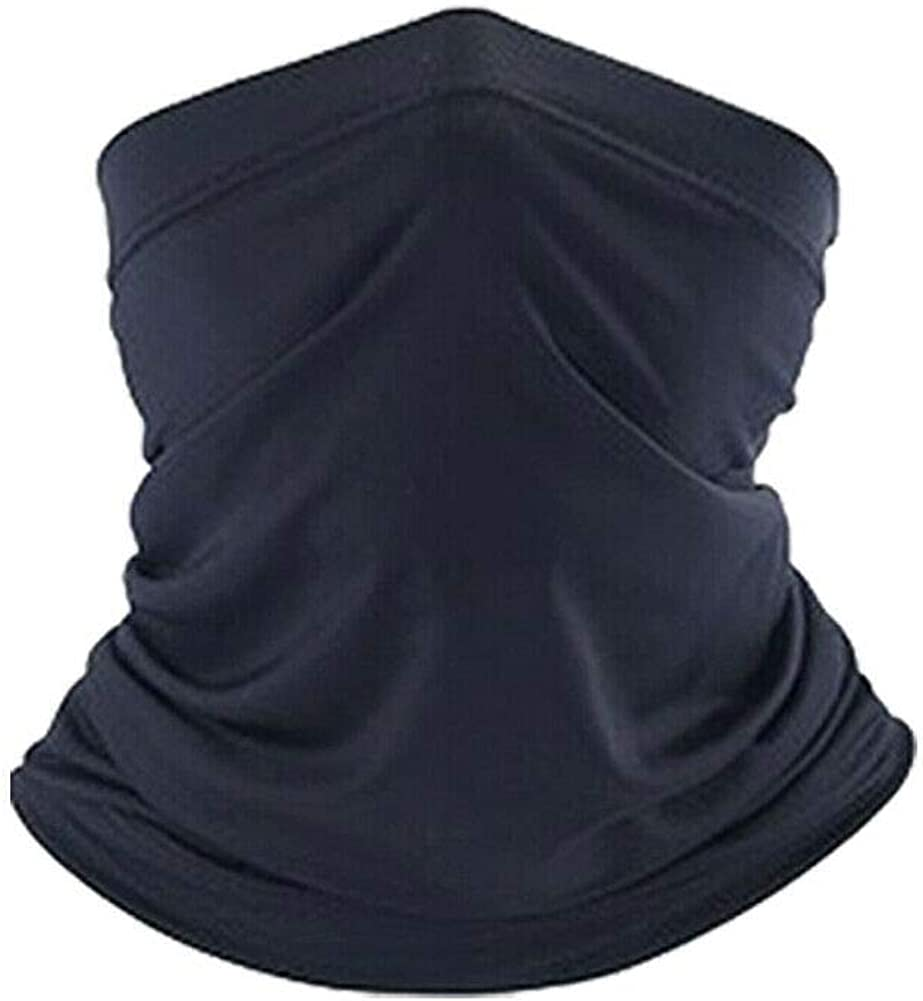 Summer Neck Gaiter Face Scarf/Neck Cover/Face Cover for Cycling Outdoor Sports Headwear Hear Warp