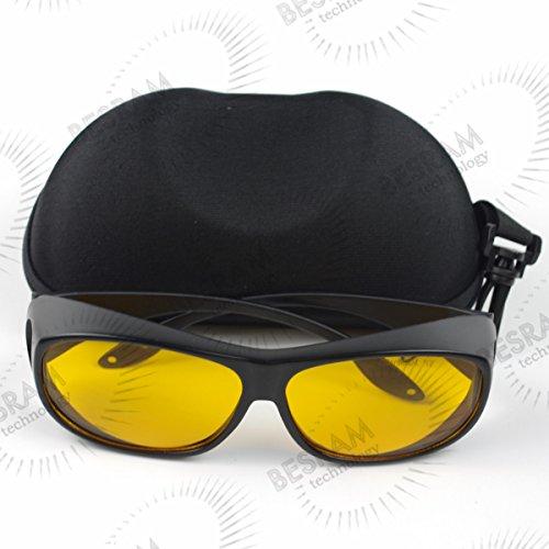 190nm-490nm O.D4+ UV Blue Laser Protective Goggles Safety Glasses - O Uv