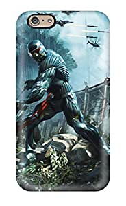 New Crysis 3 Game Tpu Case Cover, Anti-scratch TUJGOWs5093HuCCq Phone Case For Iphone 6
