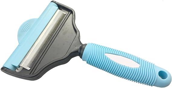 Pet cepillo Grooming Slicker Brush & herramienta deshedding por ...