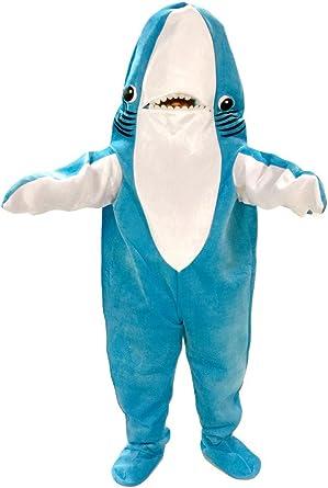 Adult Music Performance Football Half Time Show Katy Perry Left Shark Costume