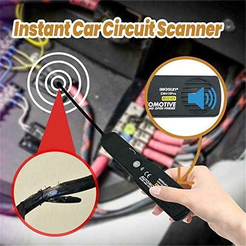 Kfz Kabeltester Em415pro Open Short Circuit Finder Tester Kabel Draht Auto Repair Tool Dc 6 42v Mit Einer Aufbewahrungstasche Auto