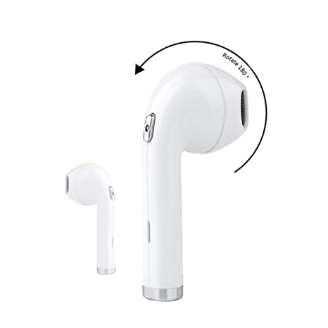 Auriculares inalámbricos Bluetooth 4.1, Teepao I8 Mini auricular cancelación de ruido para iPhone 8 x