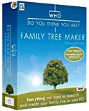 GSP Who Do You Think You Are? Family Tree Maker Deluxe (PC)
