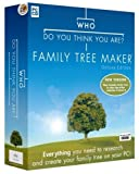 GSP Who Do You Think You Are? Family Tree Maker Deluxe (New Version) (PC)