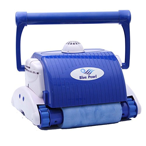 Blue Pearl Robotic Swimming Pool Cleaner Automatic Vac