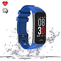 Fitness Tracker, Activity Tracker Watch with Heart Rate...