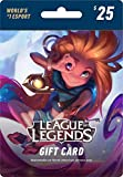 League of Legends $25 Gift Card - 3500 Riot Points - NA Server Only [Online Game Code]: more info
