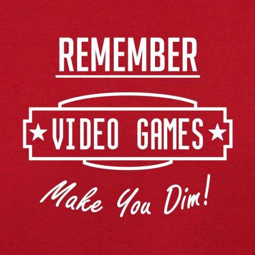 Video Dressdown Make Retro Games Dim Flight Bag Red You wwqdPAxr
