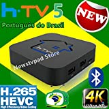 htv Box 6 Tigre IPTV 5 Brazil Box A2 A3 Box htv Box Brazilian 2019 Based on HTV6+ IPTV5 htv Box 5 Updated IPTV Subscription 1 Year Free, Brazilian Channels, Movies, Killer of IPTV 6 Plus+ A1 A2 A3