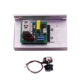 Regulador de Velocidad de Motor Voltaje Heramienta Videojuegos ...