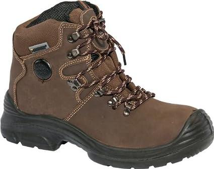 Zapatos de seguridad Calzado con puntera de composite N 41