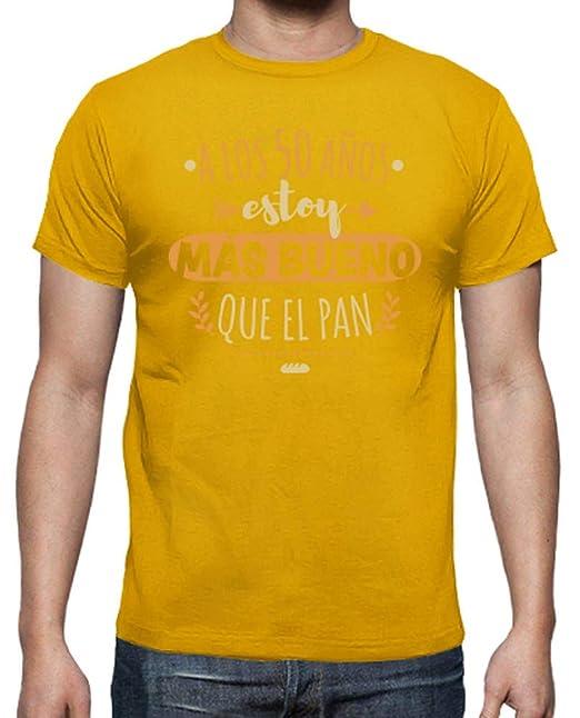 latostadora - Camiseta A los 50 Anos para Hombre