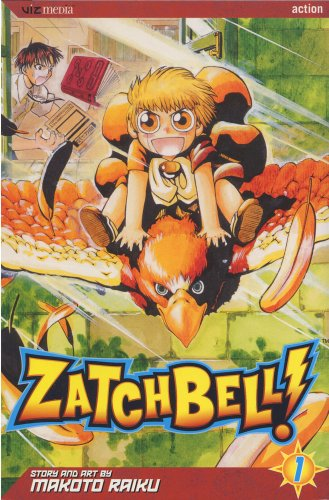 Zatch Bell! Vol. 1 for sale  Delivered anywhere in USA