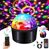Best Disco Lights - Disco Ball,SOLMORE Disco Lights Party Lights Sound Activated Review