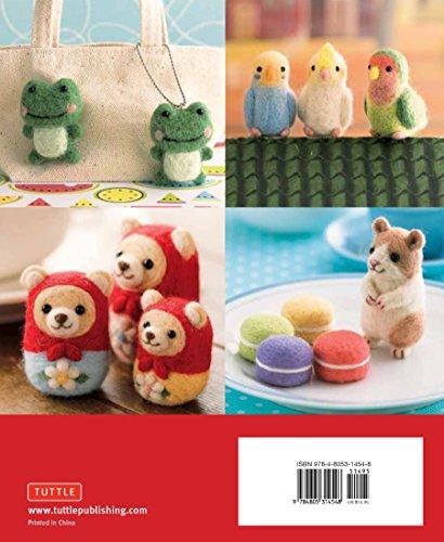 sweet & simple needle felted animals pdf