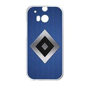 DAZHAHUI hamburger sv Phone Case for HTC One M8 BY RANDLE FRICK by heywan