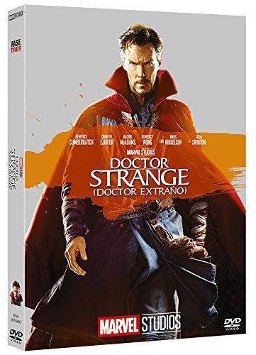 Doctor Strange (Doctor Extraño) - Edición Coleccionista [DVD]