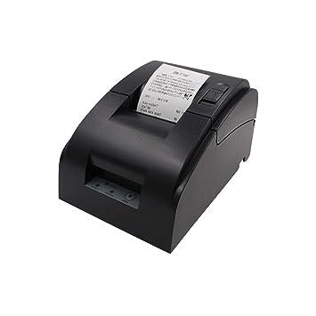 LJ2 Impresora térmica portátil, Soporte de impresión de ...
