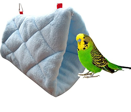 Autumn Winter Warm Bird Nest House Hut For Parrot Macaw Budgies Parakeet Cockatiels Cockatoo Conure Lovebird Finch Cage Toy