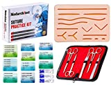Suture Practice Kit (30 Pieces) for Medical Student