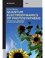 Quantum Electrodynamics of Photosynthesis: Mathematical Description of Light, Life and Matter